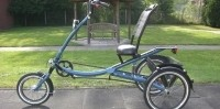 Triciclo Eléctrico CicloTEK-PFIFF Scootertrike