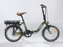 GeoBike Carat  (folding bicycle)